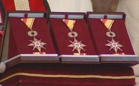 """""""Медал за храброст"""" за загинатите полицајци во Диво насеље"""