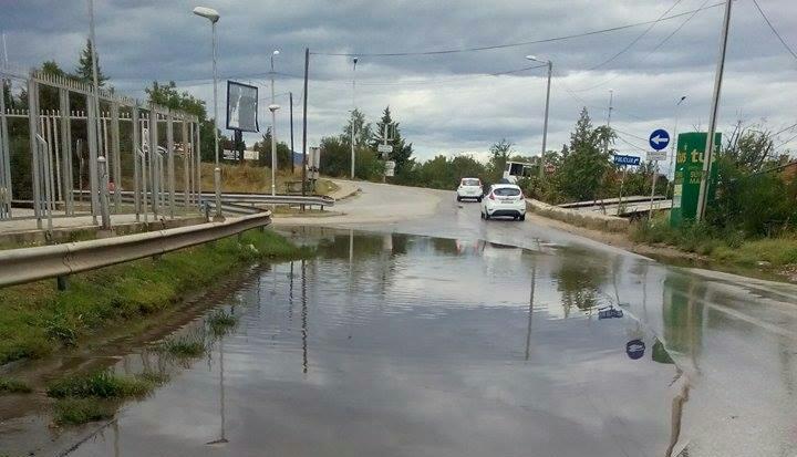 Да се постави атмосферска канализација на влезот во градот, бара ВМРО-ДПМНЕ