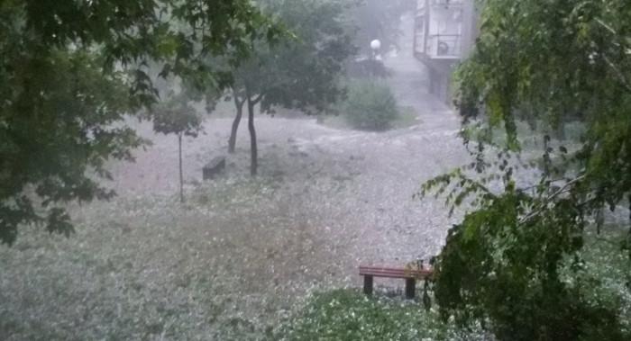 До петок нестабилно време со обилни врнежи