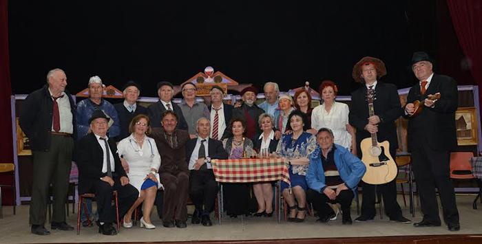 Пензионерките организираат поетска вечер