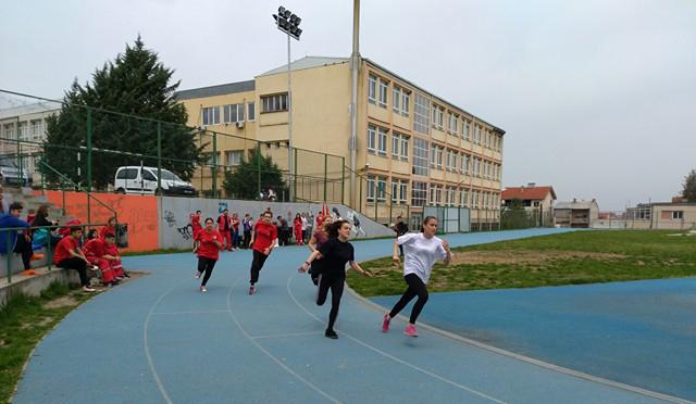 """Се одржаа спортски натпревари под мото """"Црвен крст за подобро мултикултурно општество"""""""