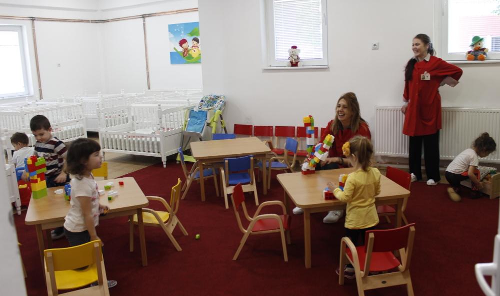 """До 10 јуни уписи на децата во градинката """"Ангел Шајче"""""""