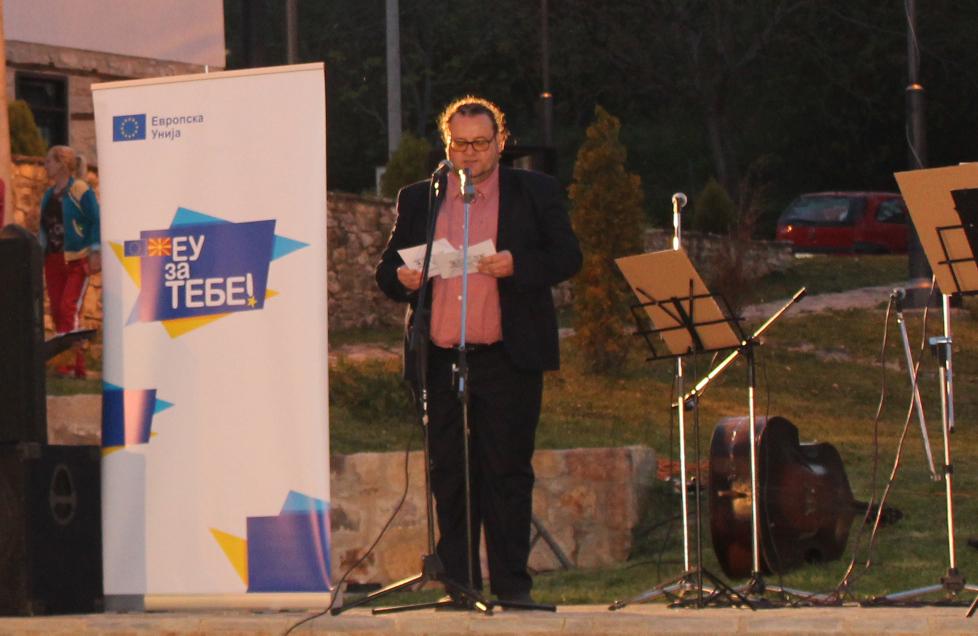Mинистерот Алаѓозовски во посета на Општина Куманово
