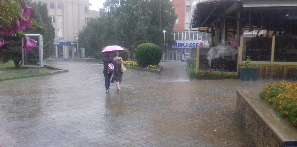 15 литри дожд наврнаа во Куманово