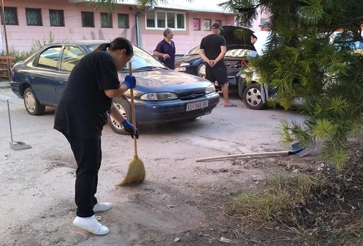 Кумановските административци ќе чистат на пет локации во градот