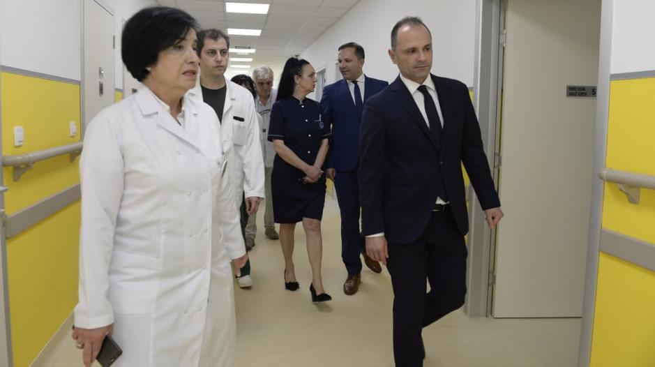 За две недели Куманово ќе добие нов Ургентен хируршки центар