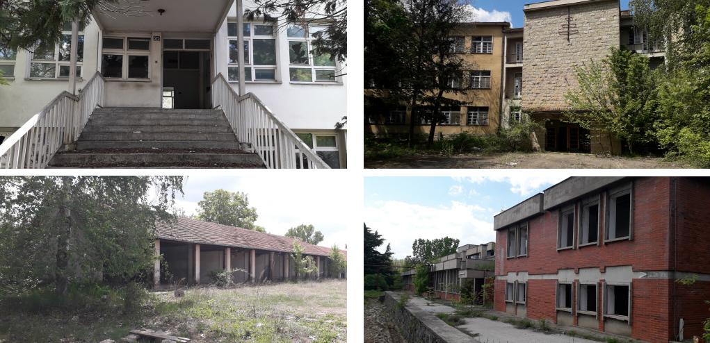 Државата го запусти имотот на некогашната касарна во Куманово