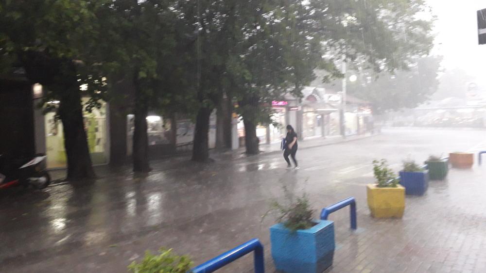 Најмногу дожд наврна во Куманово