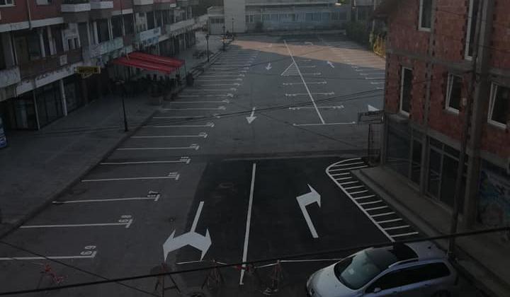 """Ќе се наплаќа паркинг и на локалитетот """"Берза"""""""