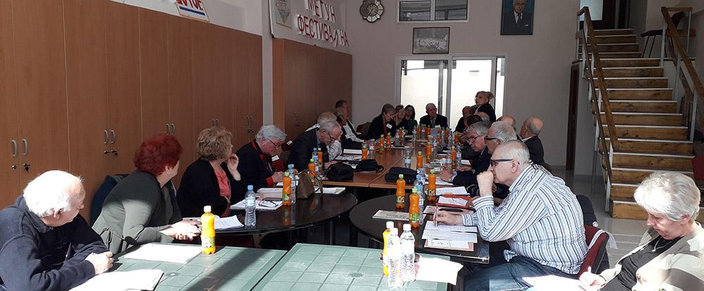 Благе Јакимовски нов претседател на Здружението на пензионери Куманово