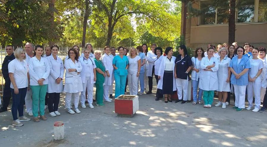 Стоп за насилството врз здравствените работници, побараа кумановските лекари