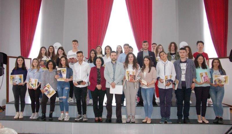 Наградени учениците на генерацијата во кумановските училишта