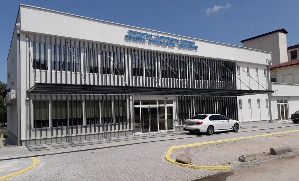 Во Куманово започна дезинфекција на јавните објекти