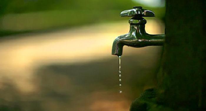 Без вода неколку улици во градот