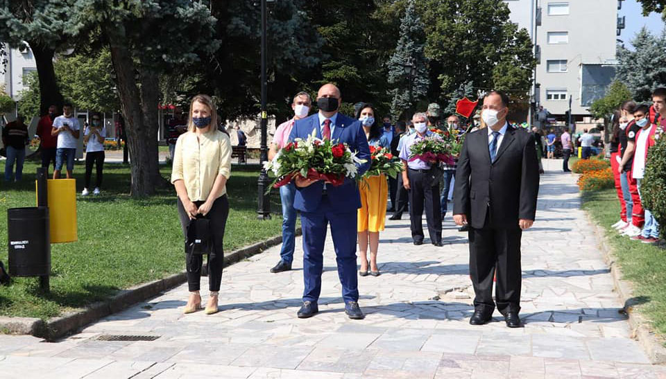 Во Куманово одбележан Денот на независноста