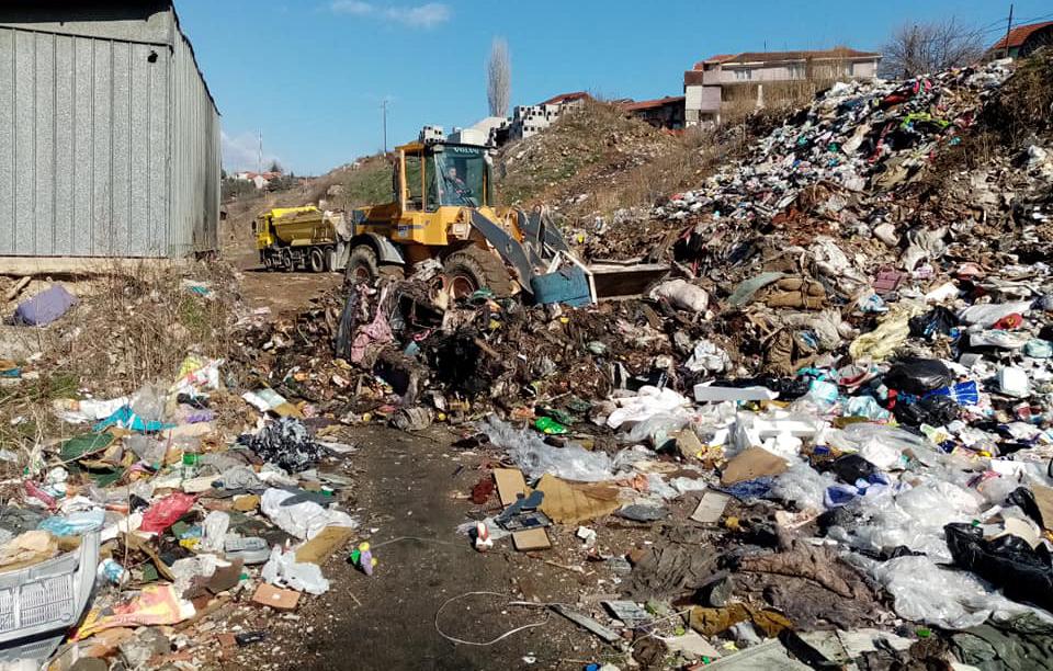 За половина година собрано околу 120 тони ѓубре од дивите депонии во Куманово