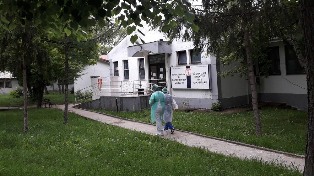 10 нови случаи на коронавирус во Куманово, 241 во земјава