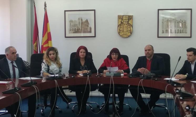 Тркалезна маса за создавање на интеркултурна Oпштина Куманово