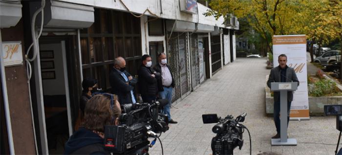 ЗНМ: Драматичен пораст на напади кон новинарите