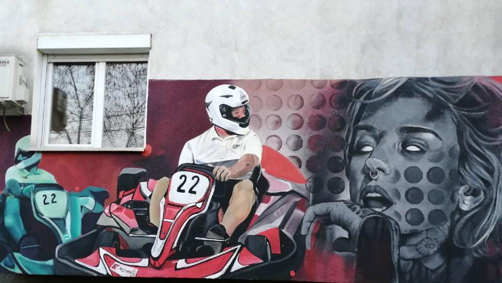 Графит фест Куманово по трети пат