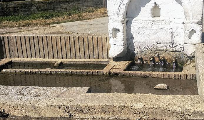 Забранета за пиење водата во кривопаланечките села Луќе и Добровница