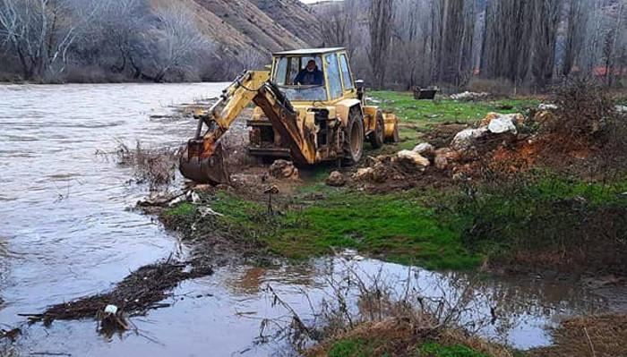 Водостојот на Пчиња значително намален, Крива Река уште критична
