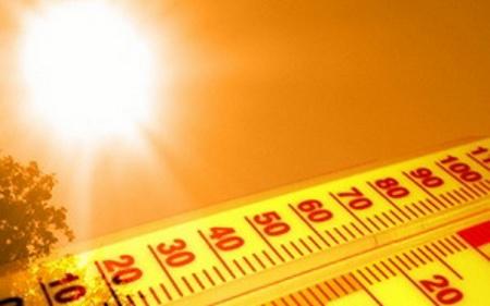 До петок многу топло време
