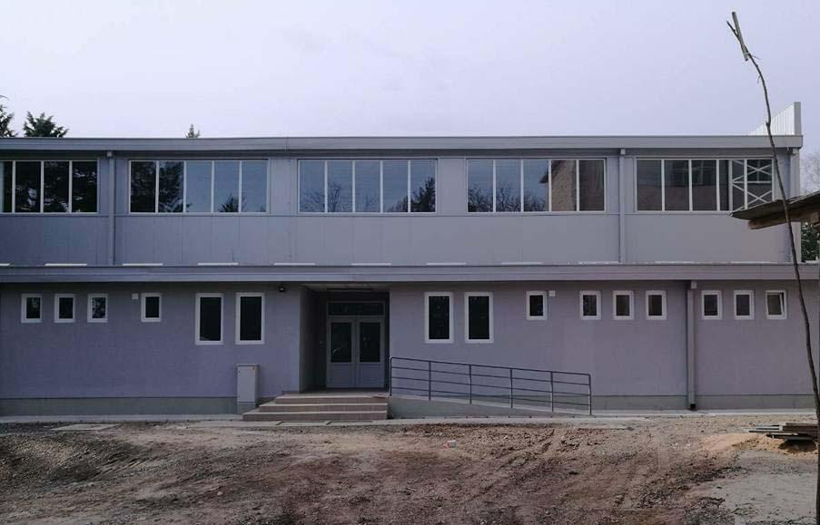 """Готова спортската сала """"Перо Наков"""", ја градеа две влади"""