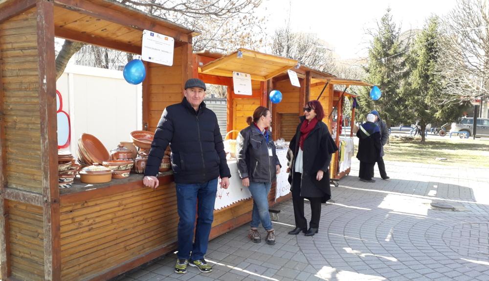 Кумановските занаетчии бараат Општината да им помогне да отворат сувенирница
