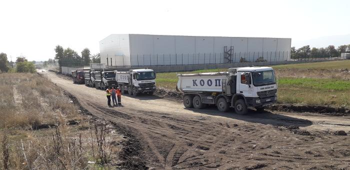 Заев и Димитриевски ќе извршат увид во изградбата на патот во индустриската зона Речица