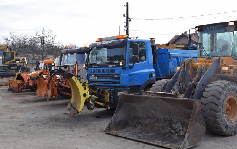 Куманово за зимско одржување на улиците и патиштата ќе потроши 10.4 милиони денари