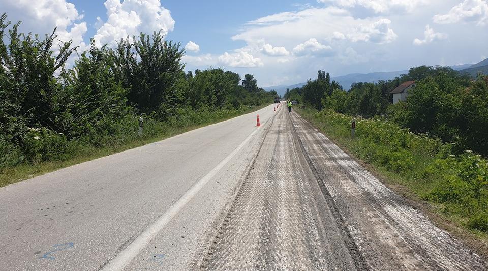 Започнува реконструкцијата на патниот правец Војник - Страцин
