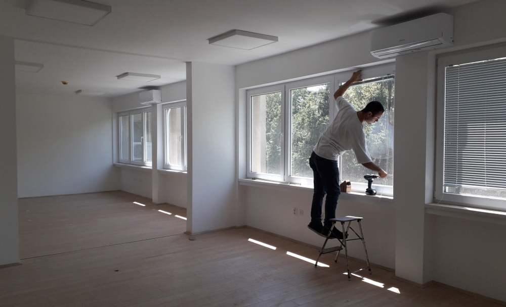 Реновирани канцелариите на Пазарната инспекција