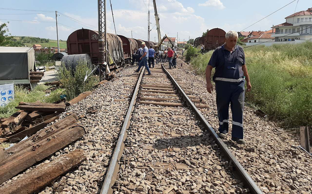 Нормализиран железничкиот сообраќај на Коридорот 10