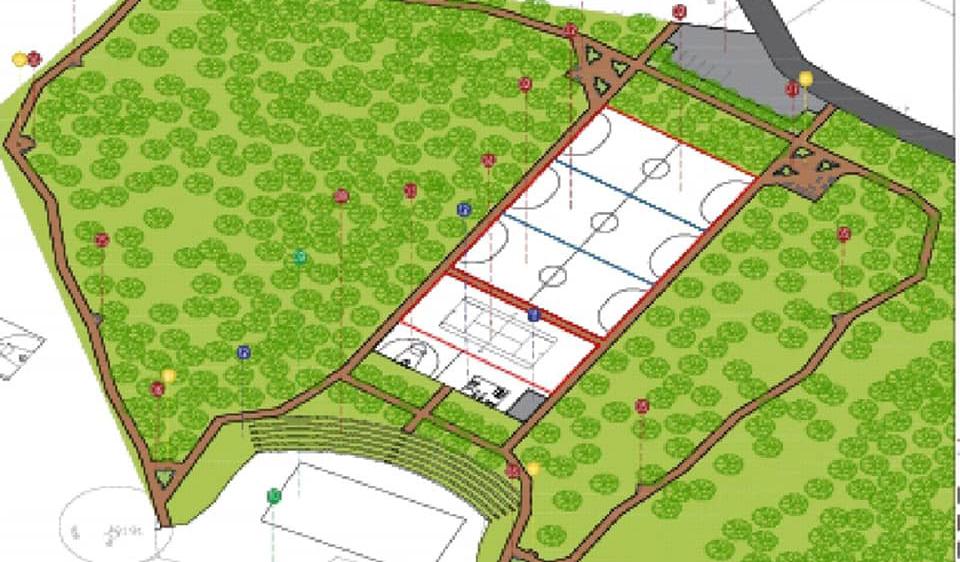 Се реализира проектот за уредување на Спомен костурница