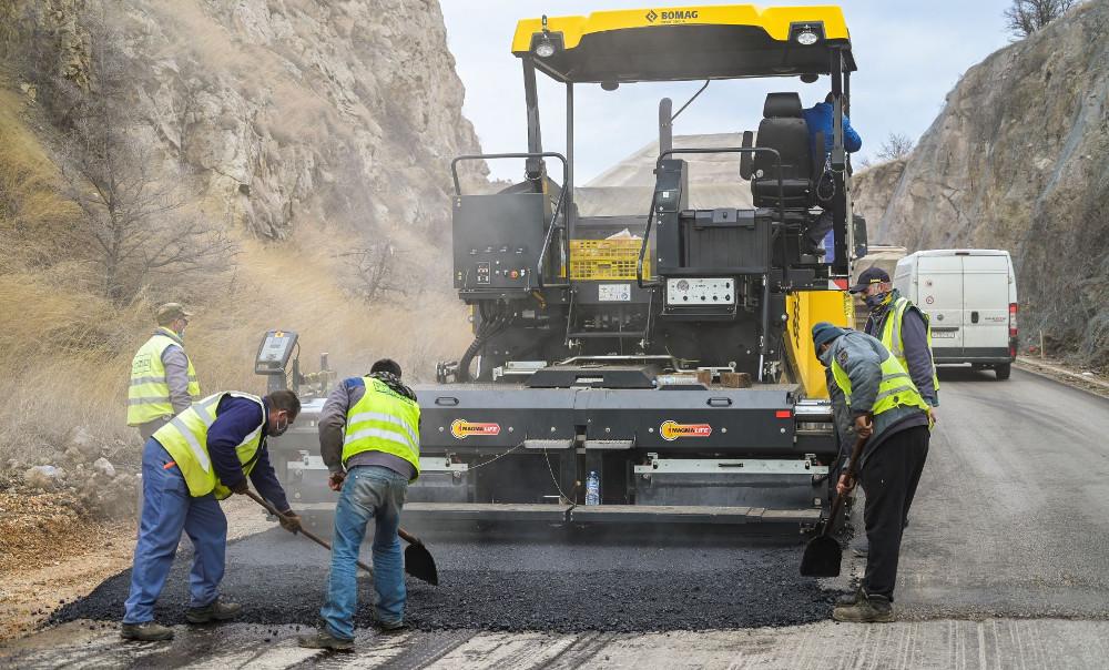 Во март ќе започне реконструкција на патот Куманово-Војник