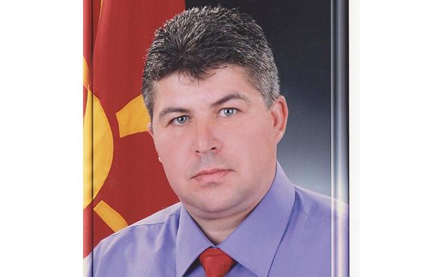 Стојанче Величковиќ повторно на чело на СВР Куманово