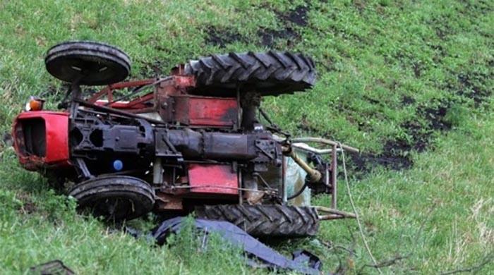 Загина тракторист во Матејче