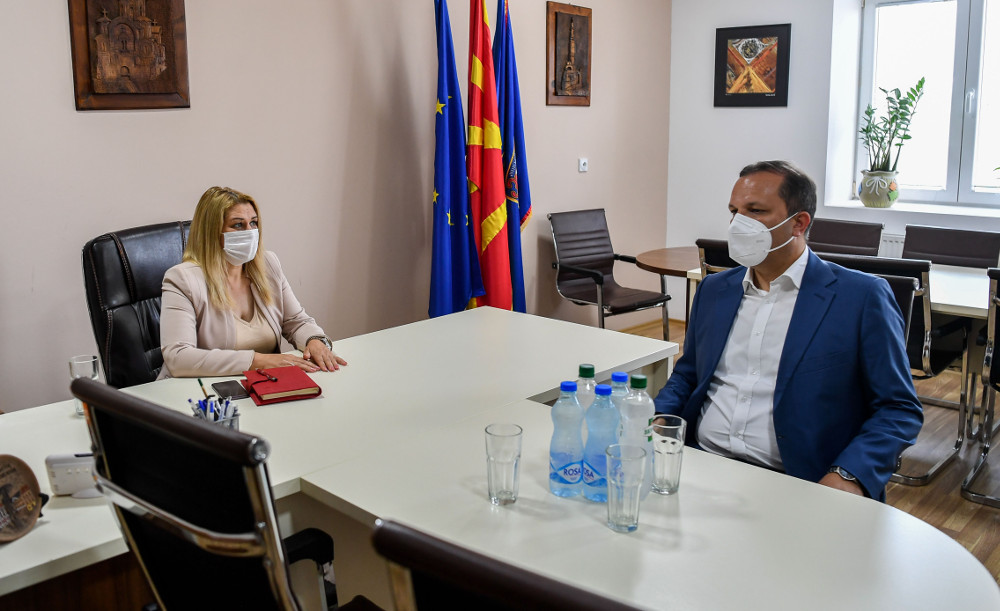 Спасовски: Постигнувањата во Старо Нагоричане се доказ за рамномерен регионален развој