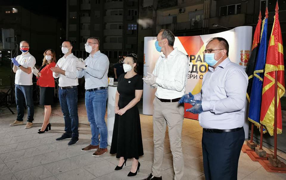 Мисајловски: Куманово ќе биде предводник на огромната победа на ВМРО-ДПМНЕ