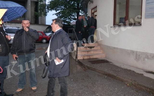 Дамјановски на информативен разговор во полицијата
