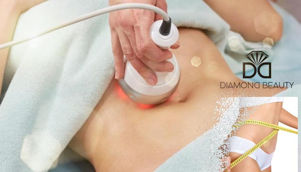 """Ослободете се од масните наслаги на брз и здрав начин во салонот за убавина """"Diamond Beauty"""""""