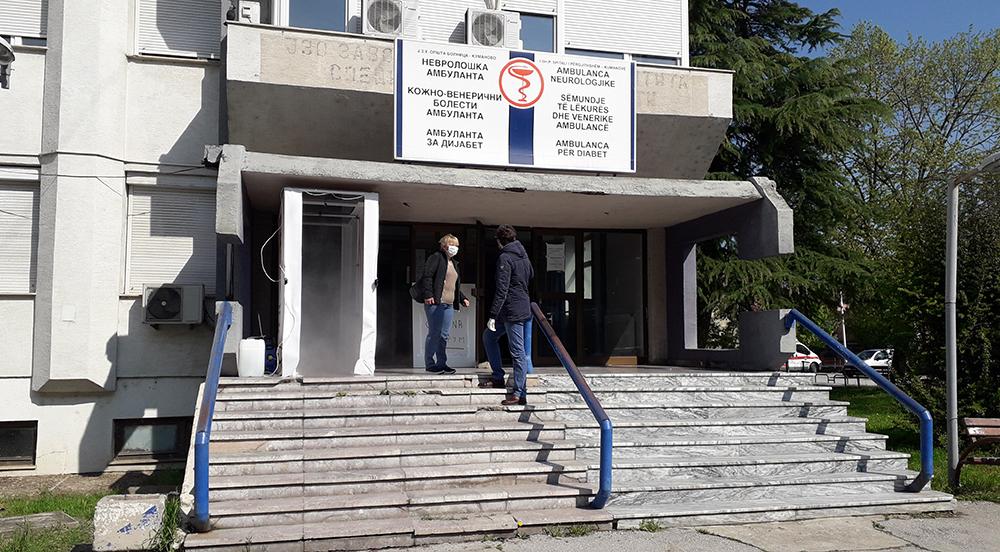 Нови осум случаи на ковид-19 во Куманово