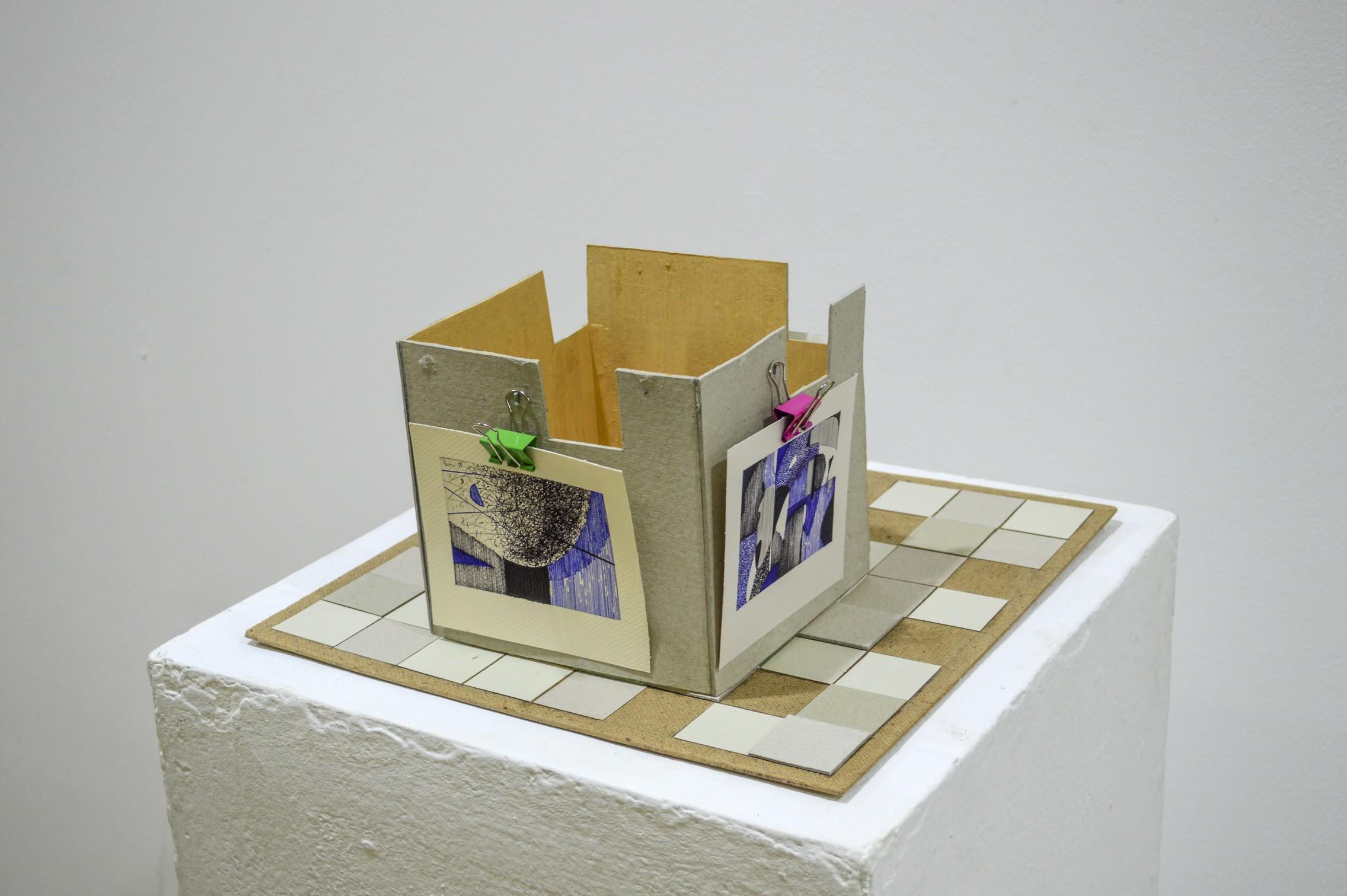 """Изложба на цртежи """"Омаж за тебе"""" на Валентина Илијевска"""