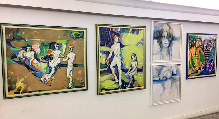 Изложба на дела од Кичевската ликовна колонија во Куманово