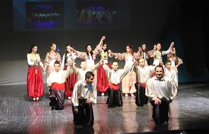 Фестивал на ромски народни игри и песни во Куманово