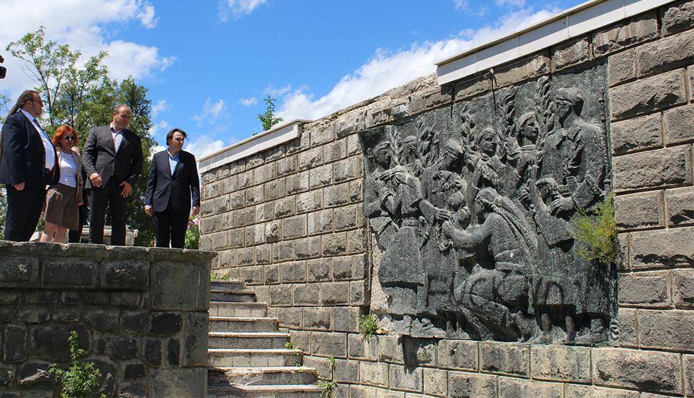 Ќе се реконструира Спомен костурницата во Куманово