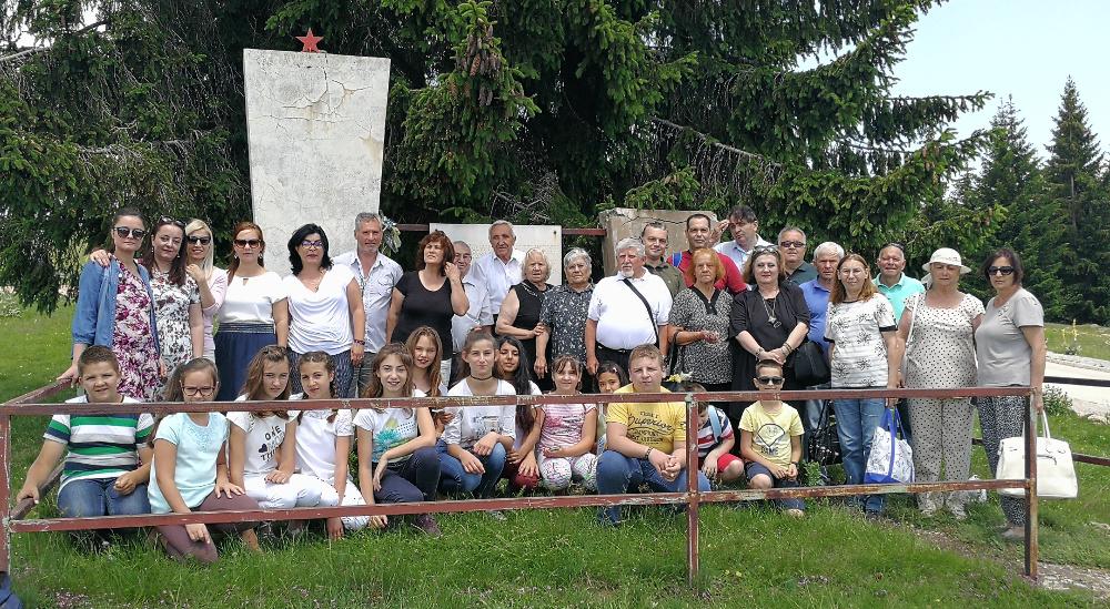 Одбележана 74 годишнината од загинувањето на Вера Которка