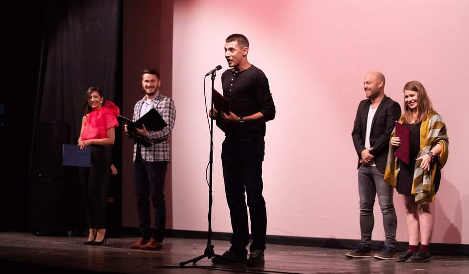 """Двајца кумановски актери наградени на фестивалот """"Гола месечина"""""""