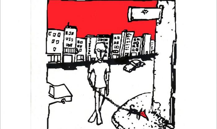 """Промоција на книгата """"Хиени во градот"""" од Милчо Бојковски"""